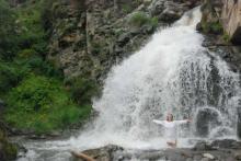 Энергетические практики в местах Силы Алтая